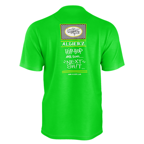 Entrepreneur, T-Shirt, Green