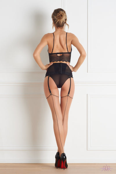 Seamed Stockings at Mayfair Stockings