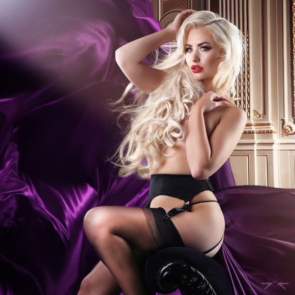 Luxury Collection of Stockings from Mayfair Stockings