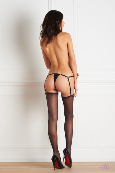 Maison Close Le Petit Secret Dentelle Thong Body - Mayfair Stockings