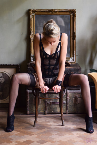 Maison Close Authentique Nylon Stockings - Mayfair Stockings