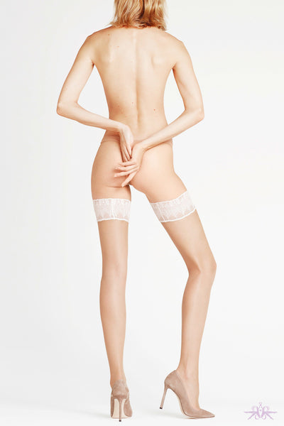 Falke Lunelle 8 Hold Ups - Mayfair Stockings