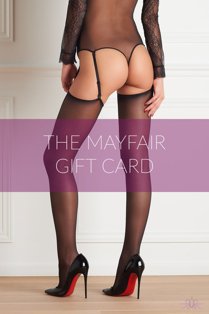 Mayfair Stockings Gift Card - Mayfair Stockings