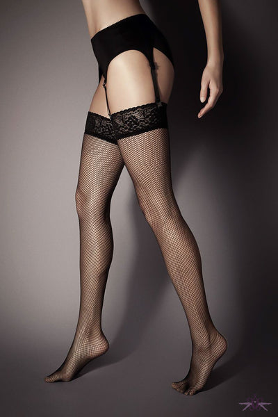 Veneziana Rete Fishnet Stockings