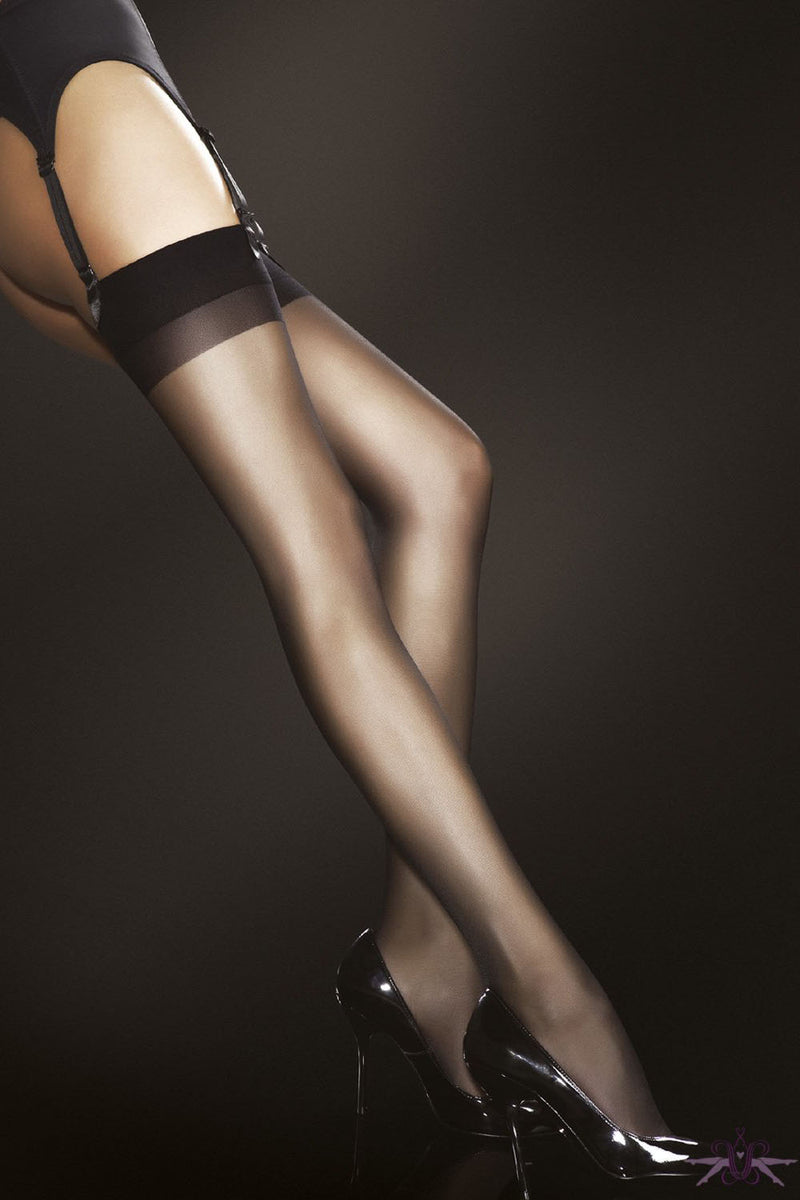 Fiore Justine 20D Stockings - Mayfair Stockings
