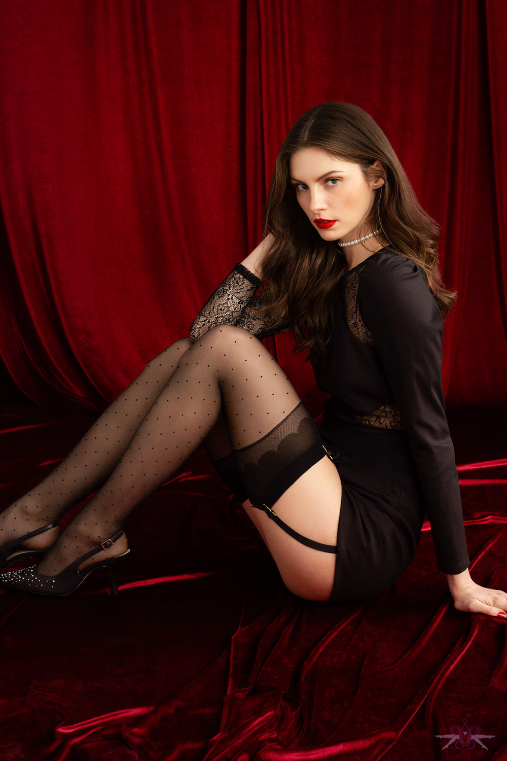 Fiore Marion Stockings
