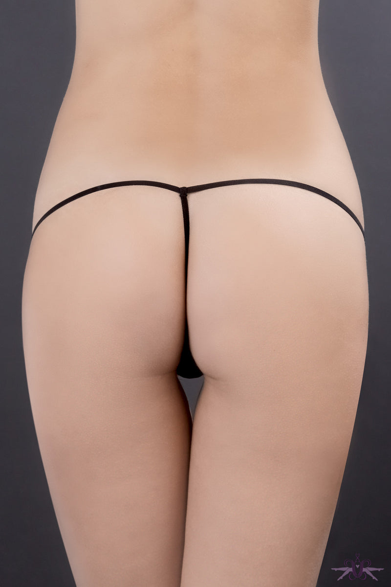 Maison Close Micro Thongs Set - Mayfair Stockings