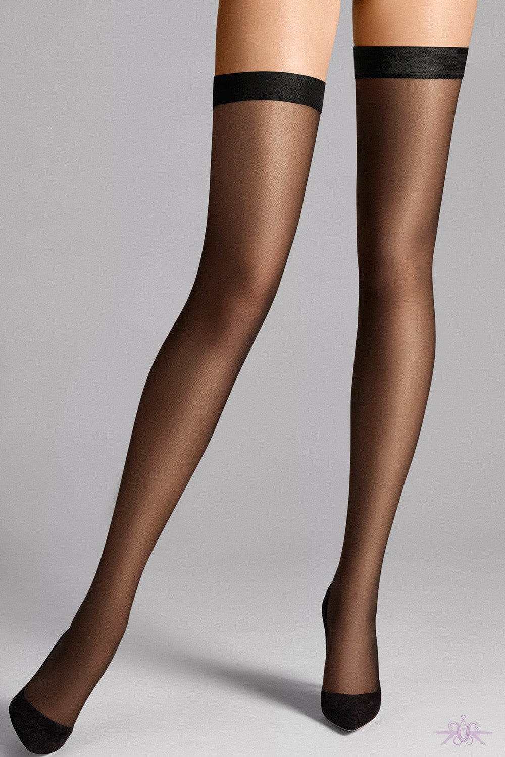Wolford Individual 10 Stay Ups