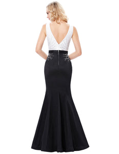Kate Long Sequins Mermaid Evening Dresses Party