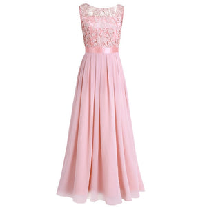 Chiffon Beach Garden Wedding Party Formal Women