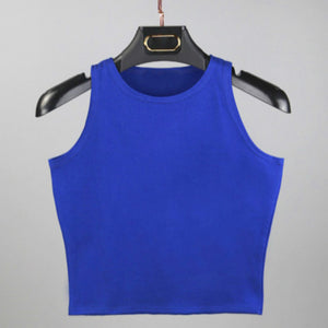 Women Sexy Cotton Crop Top Crop