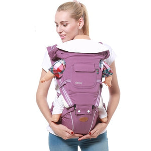 Baby Kangaroos Breathable All-In-One Travel Carrier