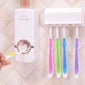 Tooth Brush Holder Automatic Toothpaste Dispenser