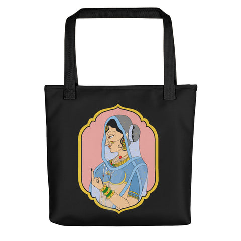 A Maharani Mood - Tote Bag