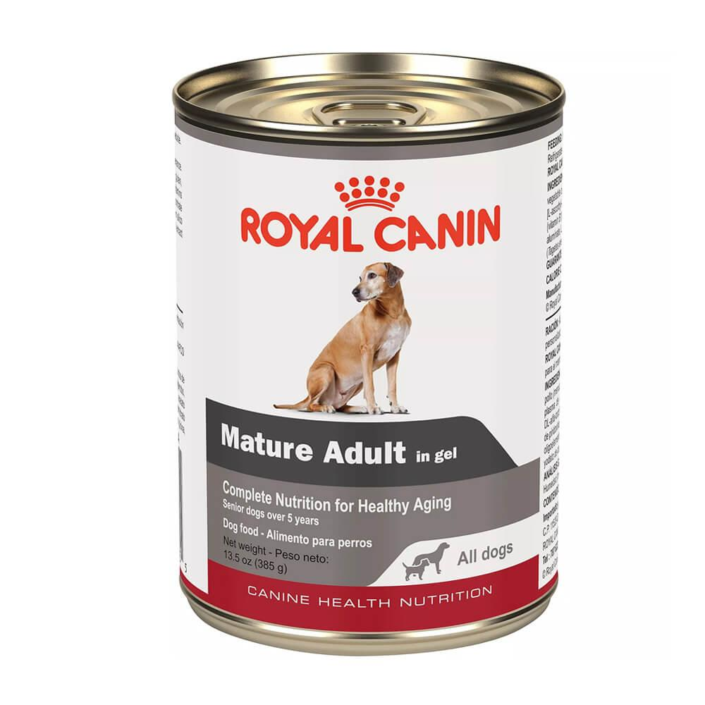 Royal Canin Mature Adult - loaf in sauce