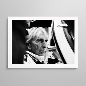 Derek Bell and an Old Friend