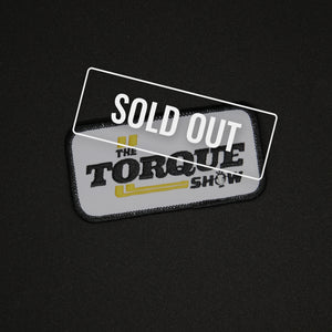 The Torque Show Patch