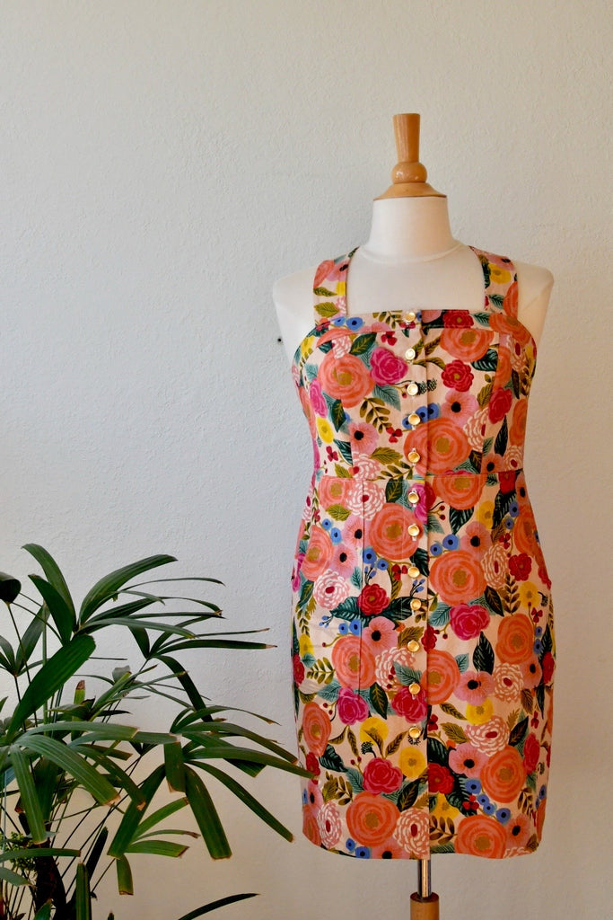 Closet Case Patterns, Fiona Sundress - Lakes Makerie - Minneapolis, MN