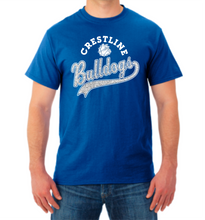 Load image into Gallery viewer, Crestline Sparkle Tail Tee Shirt