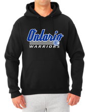 Load image into Gallery viewer, Ontario Warriors SD5 Hooded Sweatshirt