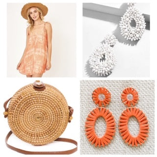 3 Fresh Ways to Wear Statement Earrings