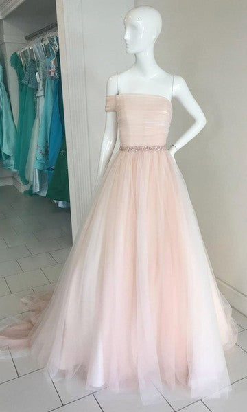Blush Pink Party Dresses