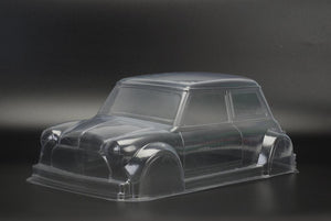 Mini 210mm M-chassis Body Shell