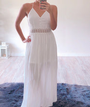 White Maxi Dress - Cocoa Couture Miami Boutique