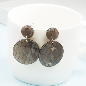 Big Vintage Earrings for women-BluRose - Mommy & Daughter