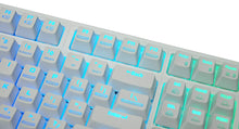 ZM-K900M White Mechanical Keyboard