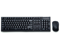 ZM-KM870RF Wireless Keyboard Mouse Combo