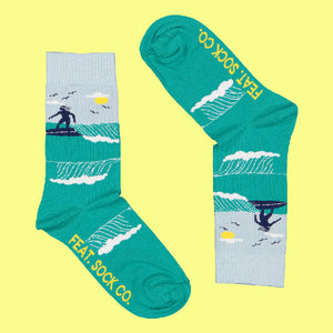 Ladies' Hang Ten socks