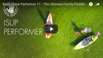 Performer 11 – The Ultimate Family Paddleboard