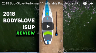2018 Body Glove Performer 11 Inflatable Paddleboard Review by MicBergsma