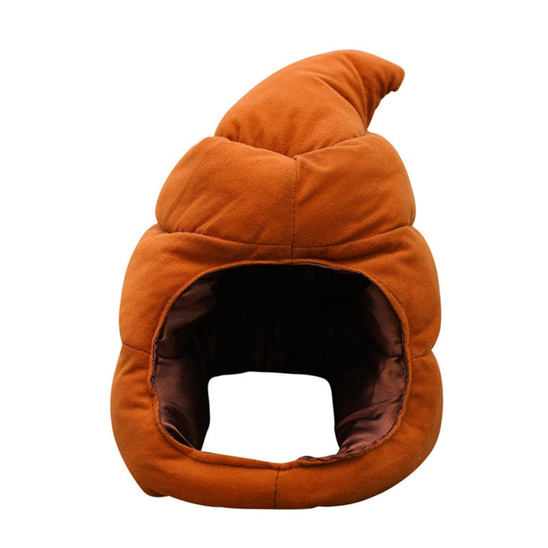Shiba Inu Plush Stuffed Soft Pillow Doll Cartoon Poop Hat Cute Shiba Soft Toy