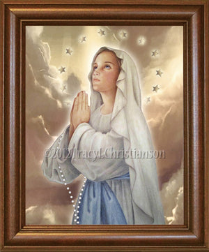 Immaculate Conception Framed