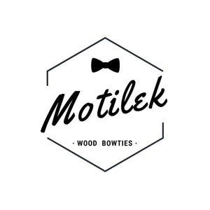 Motilek Wood Bow Ties