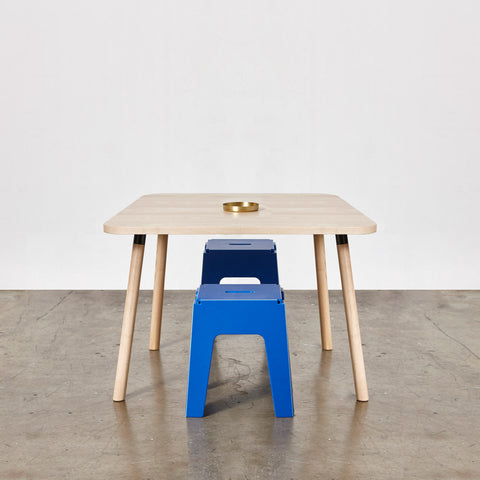 Partridge Rectangle Table - Small | Dining & Meeting Tables | Nicholas Karlovasitis & Sarah Gibson | DesignByThem