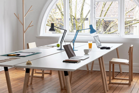 Partridge Desk | Dining & Meeting Tables | Nicholas Karlovasitis & Sarah Gibson | DesignByThem