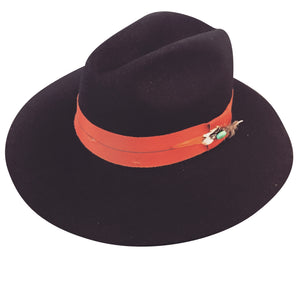 DALLAS FEDORA BLACK