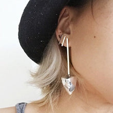 Load image into Gallery viewer, PENDULUM EARRINGS
