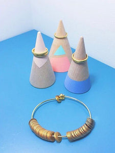 BASE WOODEN RING CONES