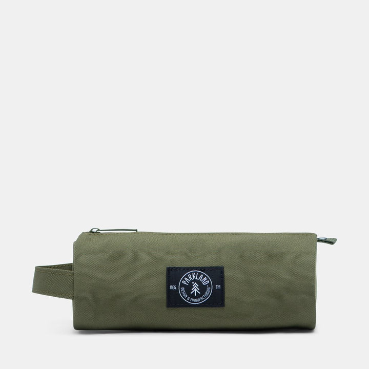 Parkland Highfield Pencil Case (army green)