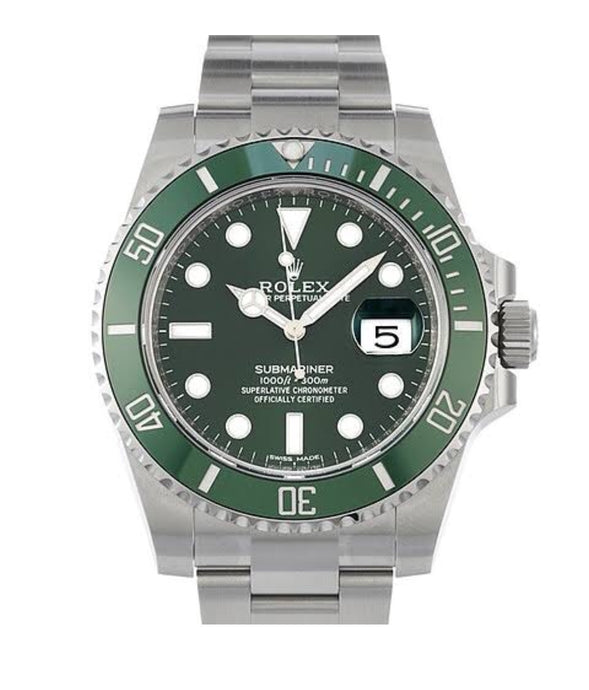 Rolex Submariner Green Date 116610LV Review