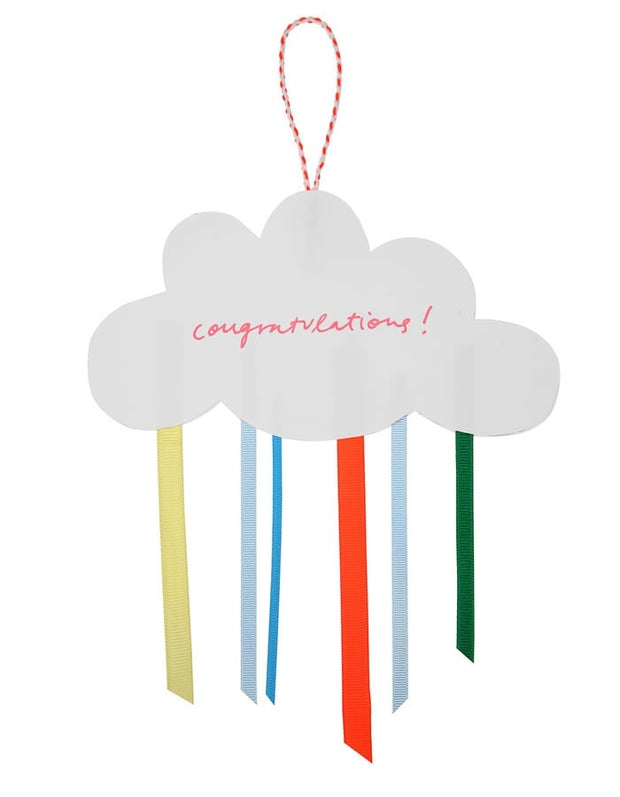 Congratulations Cloud Mobile Card