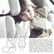 Coco Seat Belt Cover Travel Buddy