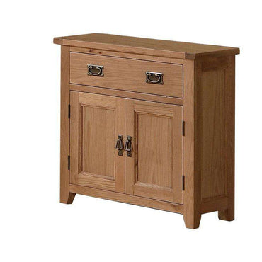 Stirling Small Sideboard with 2 Doors & 1 Drawer