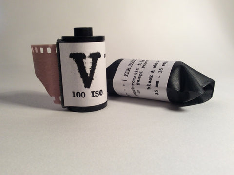 "Film ""V"" by Film Washi Handcrafted Japanese paper film"