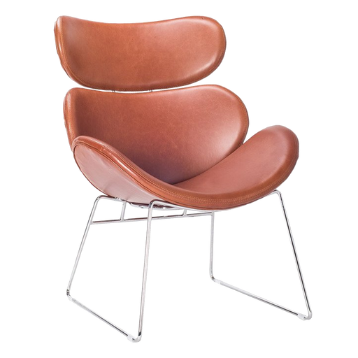 Cazar Resting Chair | Brandy