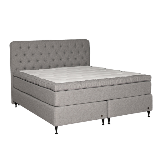 Regent Continental Bed Set | Monza Light Grey